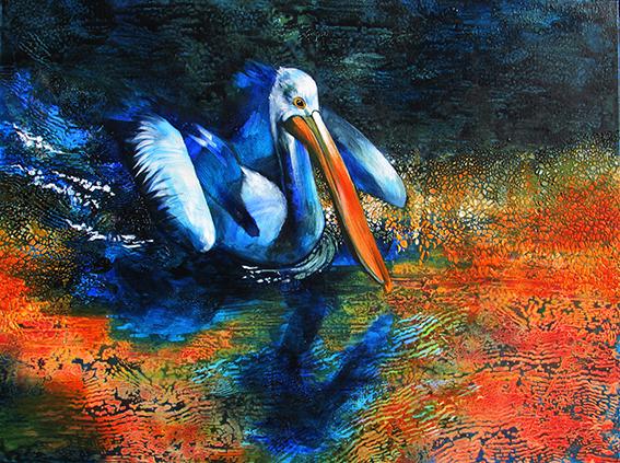 Pelican ripples 76 x 101 cm lo res